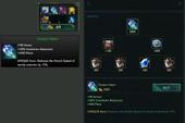 Ngắm tất cả hình ảnh trang bị Update siêu chất của Gamer Liên Minh Huyền Thoại tặng Riot
