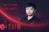SOFM gánh tạ thành công Faker, Scout, Meiko khi đối đầu Deft, Pawn, Fury và Bang