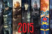 Xuất hiện danh sách đề cử game hay nhất năm 2015