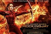 Bảng xếp hạng phim ăn khách - The Hunger Games bùng nổ tại các phòng vé