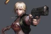 Tạo hình nữ nhân vật gợi cảm trong Counter-Strike Online