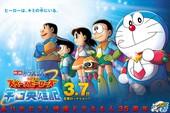 Doraemon tiếp tục du hành vũ trụ trong anime mới