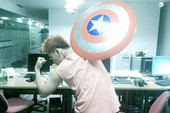Cùng Lớp Trưởng Mỹ chiến game Thor 3D mới ra mắt tại Việt Nam