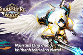 Summoners War tri ân gamer Việt dịp sinh nhật 2 năm và chào đón kênh thanh toán Viettel