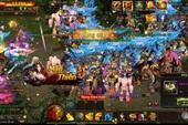 Hàng nghìn game thủ may mắn đã được chơi sớm Đồ Long Ký