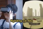 Tải ngay game thực tế ảo VR X-Racer do người Việt làm