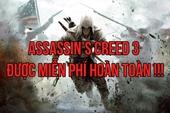 Mừng Giáng sinh, Ubisoft tặng free cả Assassin