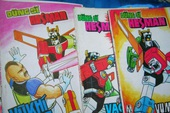 Loạt phim hoạt hình từng giúp Hùng Lân phóng tác ra Hesman sắp hồi sinh