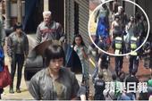 Lộ cảnh quay Scarlett Johansson trong phim Ghost In The Shell giống hệt anime