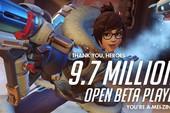 Overwatch lập kỷ lục thế giới khi có tới 9,7 triệu người tham gia thử nghiệm