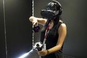 HTC Vive - kính thực tế ảo của Valve cho đặt hàng từ tháng 2