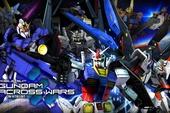 Gundam Across Wars - Game thẻ bài đối kháng mới lạ cho fan cuồng Gundam