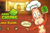 Làm Bánh Chưng Tết - Game Việt thích hợp trong dịp Tết Bính Thân