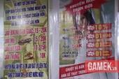 Bá đạo quán net Việt dán ảnh poster Maria Ozawa cùng bánh mỳ JAV