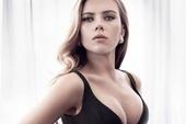 Hóa ra Scarlett Johansson cũng thích chơi Mario, nhưng là Mario đua xe