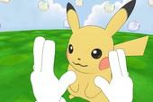 """Fan Pokemon tự làm game thực tế ảo cho phép """"sờ mó"""" Pikachu"""