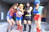 Chết cười với các bộ cosplay cực dị của sinh viên Nhật Bản ở lễ tốt nghiệp