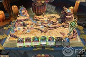 Đánh giá Chronicle: Runescape Legends - Game bài ma thuật mới cực giống Hearthstone