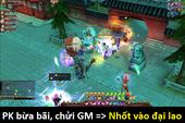 5 game online hiếm hoi, nhốt game thủ vào nhà ngục vì tội PK bừa bãi