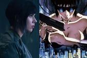 Phim Ghost In The Shell tiết lộ hình ảnh mới của Scarlett Johansson
