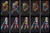Liên Minh Huyền Thoại: Riot Games công bố giá bán bằng IP cho Gói Đa Sắc