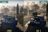 Game thủ máy yếu chớ lo, Battlefield 1 mức thấp nhất trông vẫn... đẹp chán
