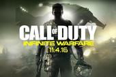 Muốn chơi Call of Duty: Infinite Warfare tối thiểu phải có 8GB RAM, mượt thì 16GB