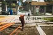 Hài hước siêu anh hùng Flash tàn phá thế giới game GTA