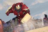 Khi Iron Man đấu Optimus Prime, ai sẽ là kẻ chiến thắng?