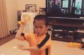Bất ngờ trước truyền nhân 6 tuổi của huyền thoại Lý Tiểu Long