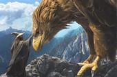 """Lí do loài đại bàng không đưa Frodo đến thẳng núi Doom trong """"Chúa Nhẫn"""""""