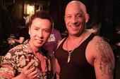 Vin Diesel đối đầu với Chân Tử Đan trong bom tấn hành động xXx: Return of Xander Cage sắp tới