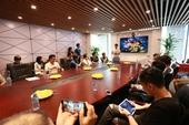 Họp báo giới thiệu Anh Hùng Đại Chiến - Game MOBA lai chiến thuật cực chất từ người Việt