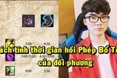 Cách giúp bạn tính thời gian Phép Bổ Trợ đối phương như game thủ Thách Đấu Hàn Quốc