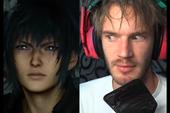 """Không thể nhịn cười với màn chơi Final Fantasy XV của """"trùm YouTube"""" PewDiePie"""