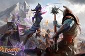 Game đỉnh Mirage: Arcane Warfare đã mở cửa thử nghiệm lần đầu