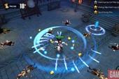 Một vòng các game online mobile đã ra mắt tại Việt Nam từ đầu tháng 12