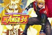 Khai mở máy chủ mới Manga 34, Manga GO tặng ngay bộ Giftcode giá trị
