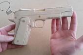 Cách làm súng lục đồ chơi bằng gỗ cực đẹp