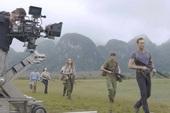 """Lần đầu lộ diện những hình ảnh bên trong phim trường """"Kong: Skull Island"""" tại Việt Nam"""