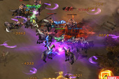 """Thiên Quân Tung Hoành - Webgame """"Tam Quốc"""" thế hệ mới cực chất"""