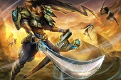 Những vị tướng bị Riot nerf rồi mà vẫn khiến gamer Liên Minh Huyền Thoại phát điên vì quá khỏe