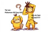 Không hiểu sao Pokemon GO hay thế mà vẫn có nhiều người Việt chê bai