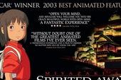Sau 15 năm, Spirited Away về nhì trong BXH phim điện ảnh của thế kỷ
