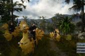 Vừa đặt chân lên PC, Final Fantasy XV đã khiến cộng đồng game thủ phải nức lòng khi được hỗ trợ mod