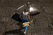 Tựa game khó nhất thế giới Dark Souls bị biến thành trò hề với mod đưa thanh niên thổi kèn vào đánh nhau