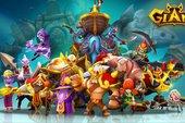 Giant - Siêu phẩm RPG 3D mang hơi hướm Viking từ Gamevil