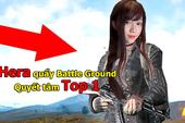 [VIDEO] Hera Khế và lần đầu tiên gia nhập team 4 Con Gà Battle Ground
