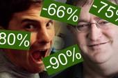 Game thủ FPS sốt xình xịch với với gói khuyến mại rẻ không tưởng trên Steam