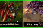 Cộng đồng S Online phát hoảng vì Boss Rồng chặn cổng y như MU, vả phát chết luôn
